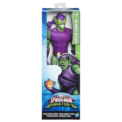 Spider Man Titan Hero Spiderman Vs Sinister 6   Green Goblin