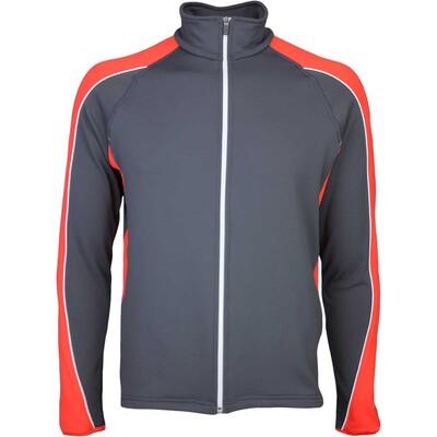 Galvin Green Insula Golf Jacket DAYTON Iron Grey SS16