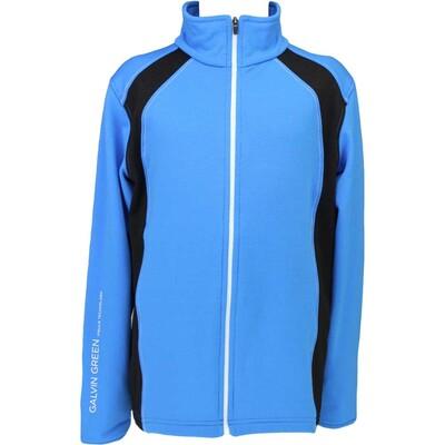 Galvin Green Junior Insula Golf Jacket Rex Blue