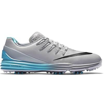 Nike Golf Shoes Lunar Control 4 Wolf Grey Omega Blue SS16