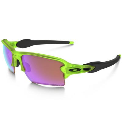 Oakley Golf Sunglasses Flak 20 XL Uranium Prizm Lens