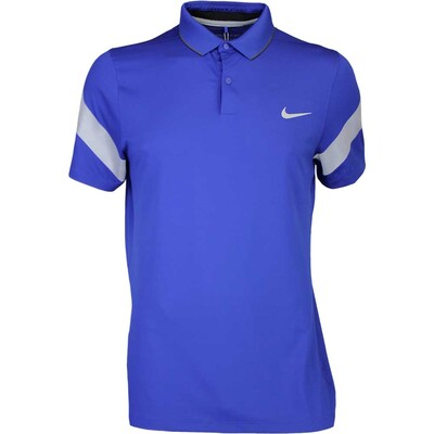 Nike Golf Shirt MM Fly Framing Commander Deep Royal AW16