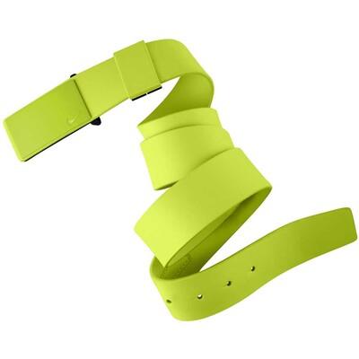 Nike Golf Belt Sleek Modern Tonal Plaque Volt AW16