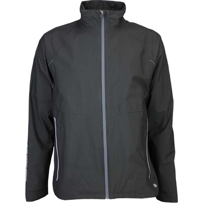 Galvin Green Waterproof Golf Jacket ABBOT Black 2017