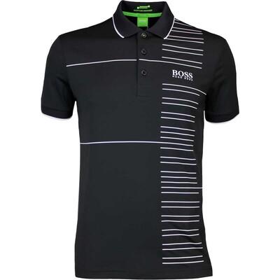 Hugo Boss Golf Shirt Paddy Pro 2 Black FA16