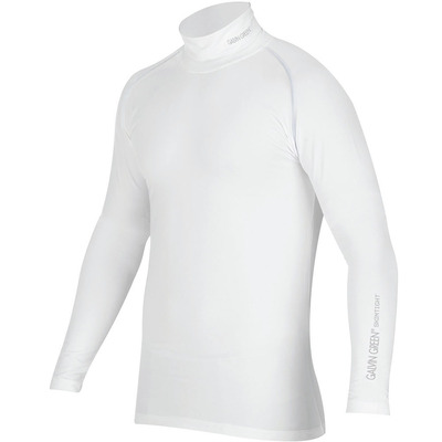 Galvin Green Golf Base Layer EAST Thermal Shirt White SS18
