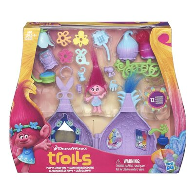 Dreamworks Trolls Poppys Stylin Pod
