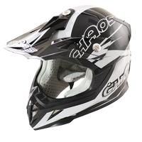 Image of Chaos Kids Motocross Crash Helmet Black