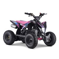 Image of FunBikes 70cc T-Max Pink Kids Quad Bike