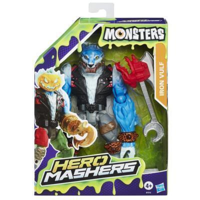 Hasbro Hero Mashers Monsters - Iron Vulf