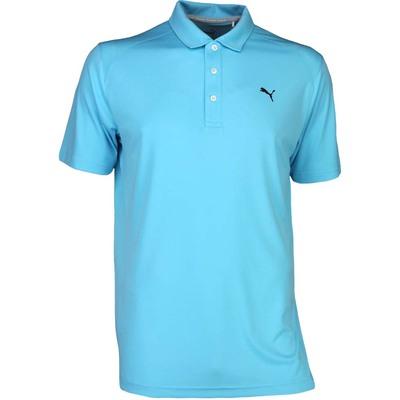 Puma Golf Shirt Essential Pounce Bluefish SS17