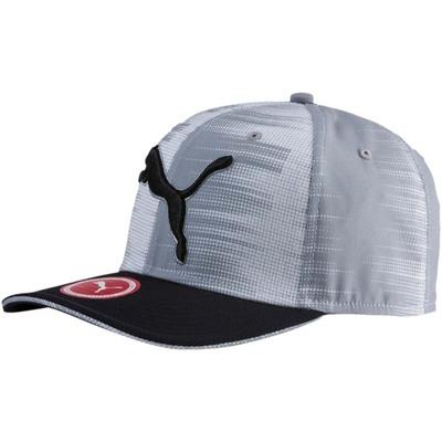 Puma Golf Cap Go Time Snapback Quarry SS17