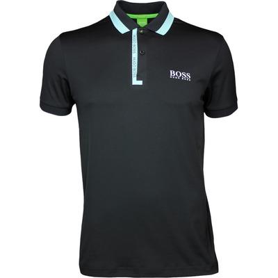 Hugo Boss Golf Shirt Paddy Pro 2 Black SP17