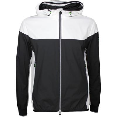 Hugo Boss Golf Jacket Josso Hoodie Black SP17