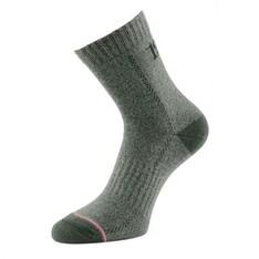 Image of 1000 Mile All Terrain Mens Walking Socks - Grey, UK 12 - 14