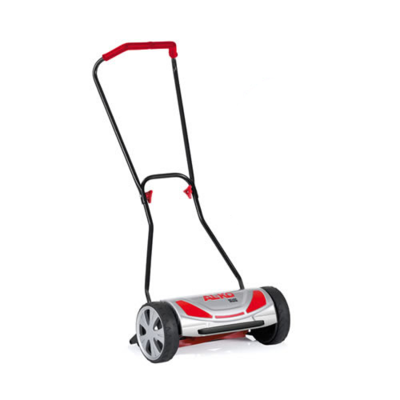 AL-KO AL-KO 38HM Soft Touch Hand Lawnmower - including grass box