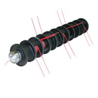 AL-KO Replacement Tine Assembly for AL-KO 38VLE Scarifier/Aerator