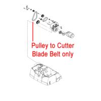 AL-KO 32VLE /38VLE Scarifier Drive to Tines Belt (460294)