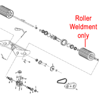 Weibang Legacy 56 Roller Weldment GM56A060400000/22