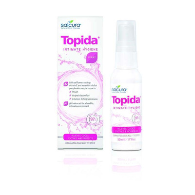 Salcura Topida Thrush Hygiene Spray 50ml