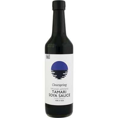 Clearspring Organic Tamari Soya Sauce 1 Litre
