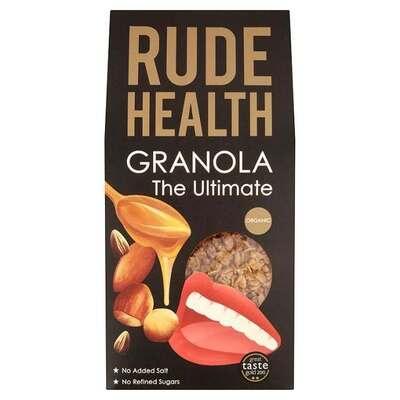 Rude Health The Ultimate Organic Granola 500g