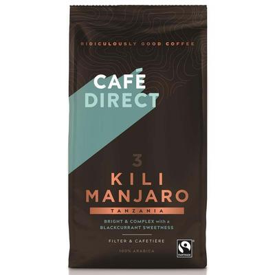 Cafedirect Kilimanjaro Roast & Ground Coffee 227g