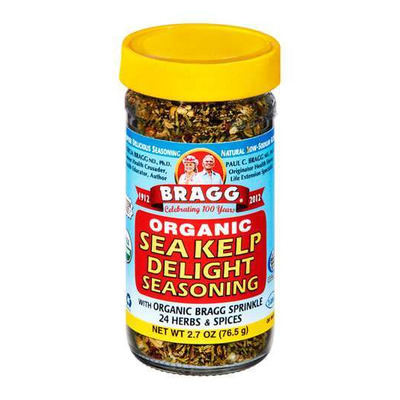 Bragg Organic Sea Kelp Delight Seasoning 76.5g