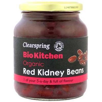 Clearspring Bio Kitchen Organic Red Kidney Beans 350g