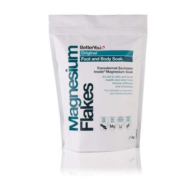 BetterYou Original Magnesium Flakes 1kg