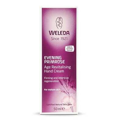 Weleda Evening Primrose Oil Age Revitalising Hand Cream 50ml
