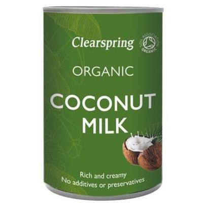 Clearspring Organic Coconut Milk 400g