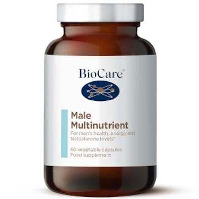 BioCare MaleForte Multi 60 Capsules