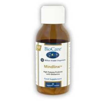 BioCare Mindlinx 60 Capsules