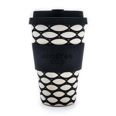 Ecoffee Basketcase Reusable Travel Cup