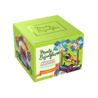 Monty Bojangles Pistachio Marooned Cocoa Dusted Truffles 150g