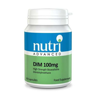 Nutri Advanced DIM 100mg 90 Capsules