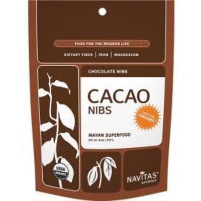 Navitas Naturals Organic Cacao Nibs 227g
