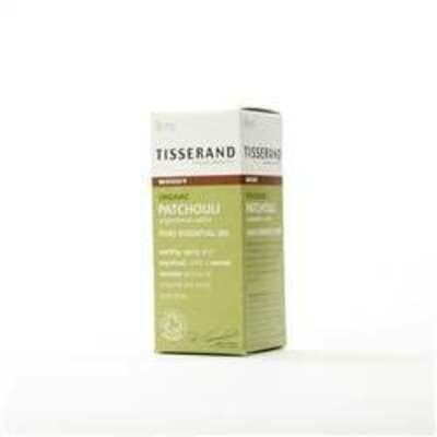 Tisserand Aromatherapy Organic Patchouli Essential Oil 9ml