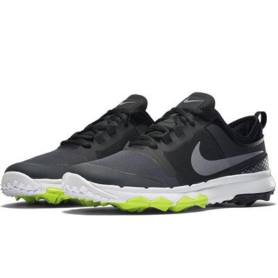 Nike Golf Shoes FI Impact 2 Black 2017
