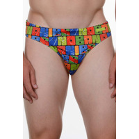 Bruno Banani Colour Run Swim Mini Brief (s/30)