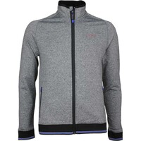 Ted Baker Golf Jacket - Parway Full Zip - Grey SS17
