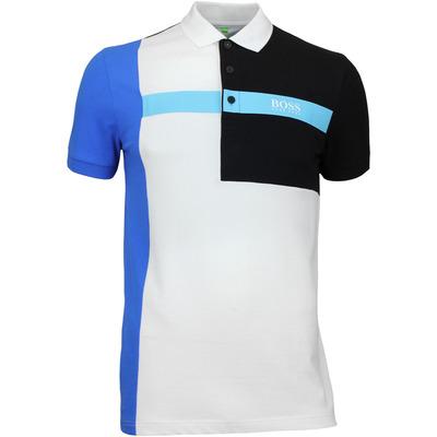 Hugo Boss Golf Shirt Paddy Pro 1 Training White PF17