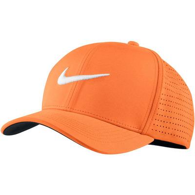 Nike Golf Cap NK Aerobill Classic 99 Bright Mandarin SS17