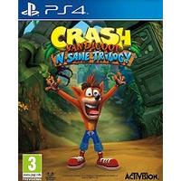Image of Crash Bandicoot N Sane Trilogy