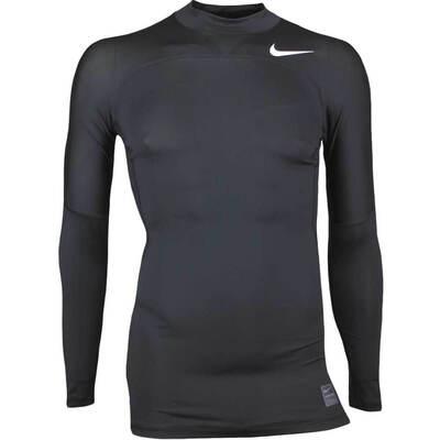 Nike Golf Shirt Pro Base Layer Black AW17