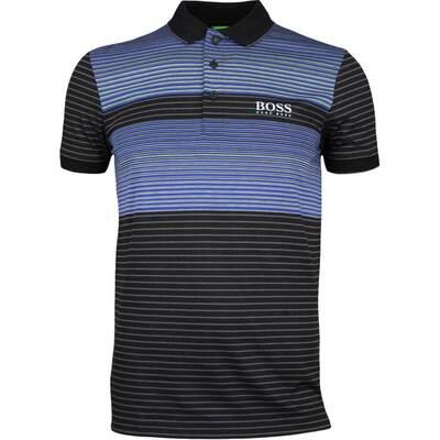 Hugo Boss Golf Shirt Paddy Pro 1 Black FA17
