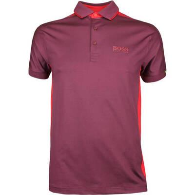 Hugo Boss Golf Shirt Paddy MK 2 Port Royale FA17
