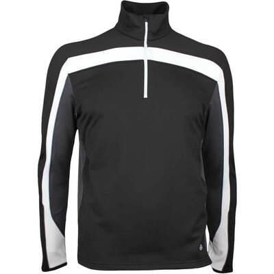 Galvin Green Golf Pullover DANNY Insula Black AW17