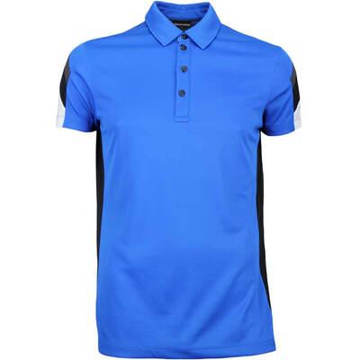 Galvin Green Golf Shirt MERLIN Ventil8 Plus Kings Blue AW17